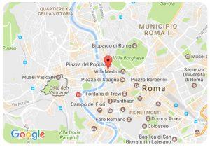 domus piazza del popolo roma centro bb