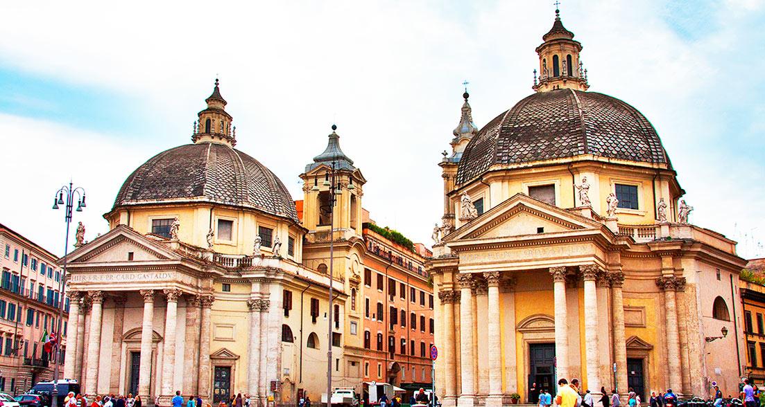 piazza de popolo rome